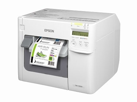 Epson Color Label Printer C3500