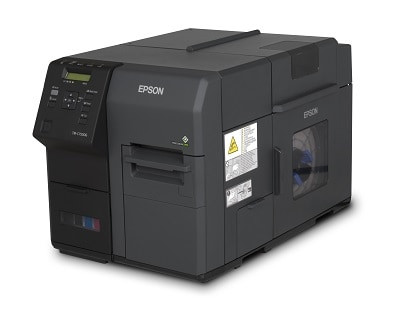Epson ColorWorks C7500G Label Printer