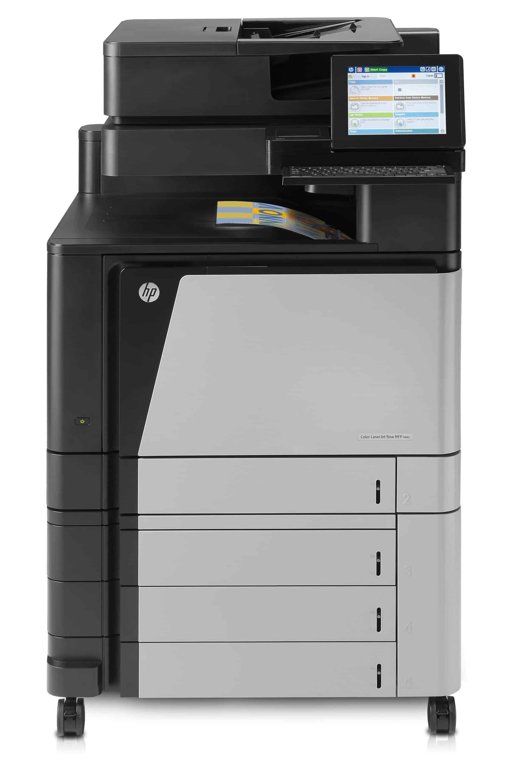 HP M880 Colour MFP