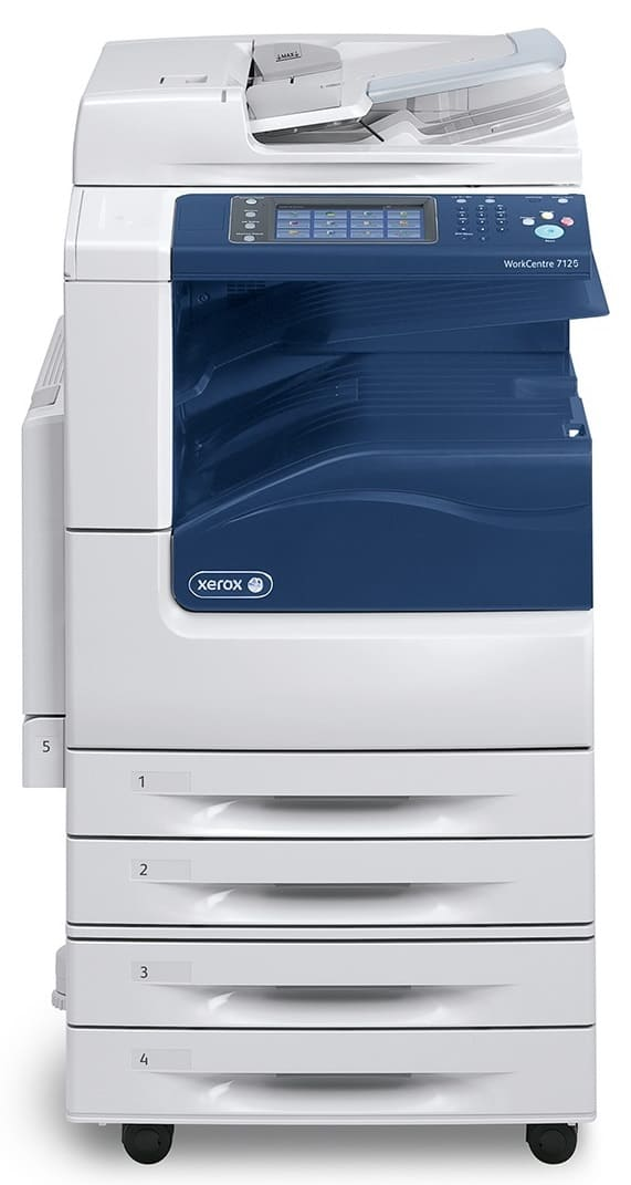 Xerox WorkCentre 7125 MFP
